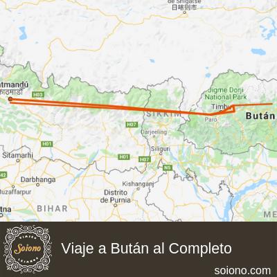 Viaje a Bután al completo