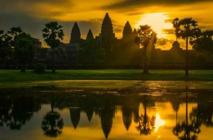 Los templos de Angkor y la isla de Koh Samui