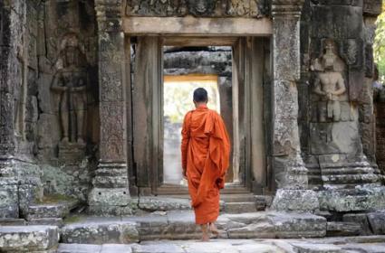 Los templos de Angkor y la isla de Koh Yao