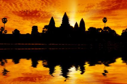 Los templos de Angkor y la isla de Khao Lak
