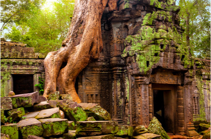 Extensión a los templos de Angkor