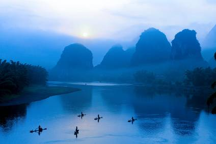 China al completo, 12 noches