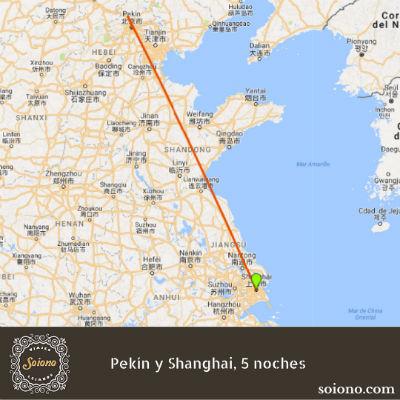 Viaje a Pekín y Shanghai, 8 días