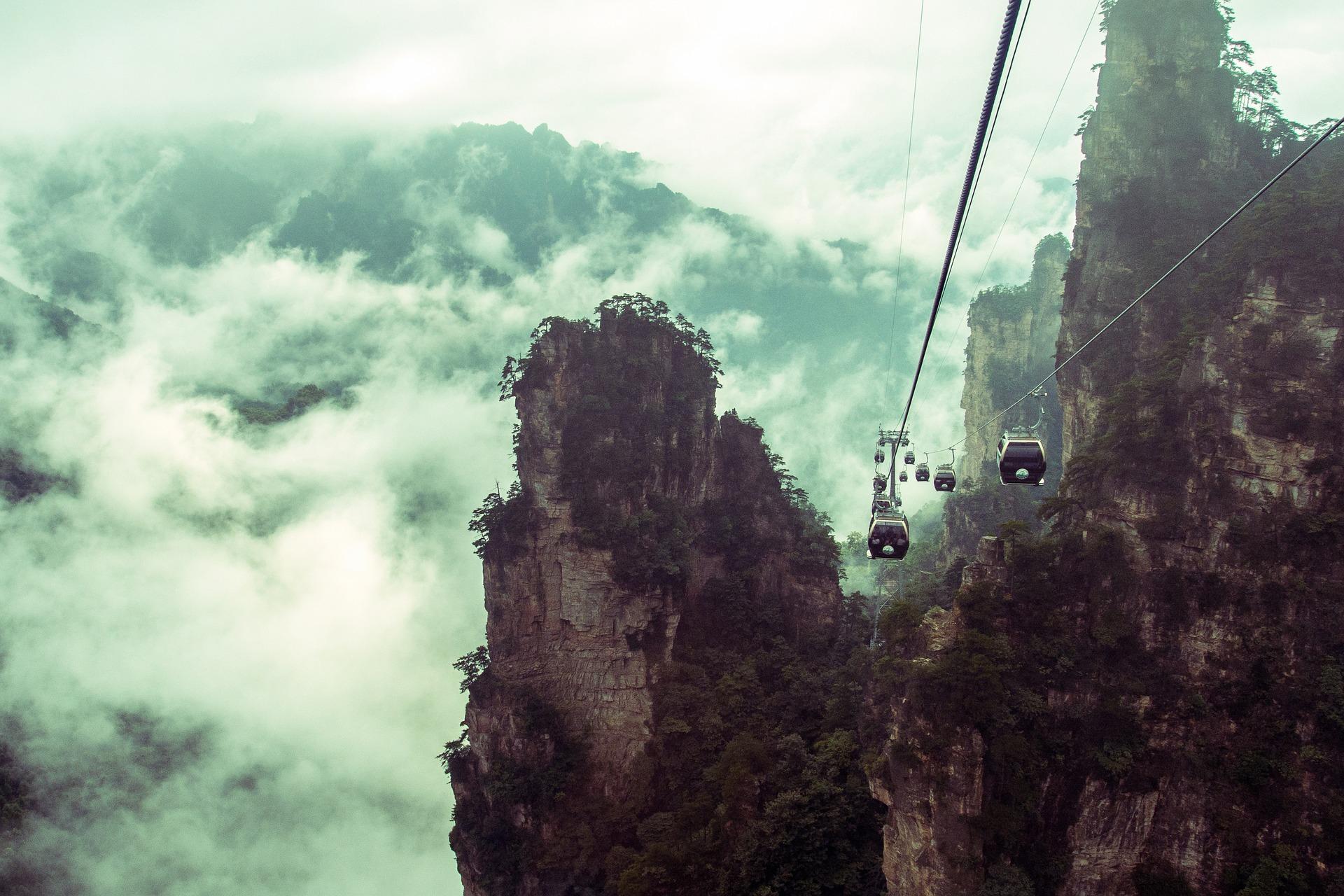 Viaje a China y la Ruta del Avatar