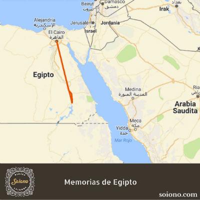 Memorias de Egipto