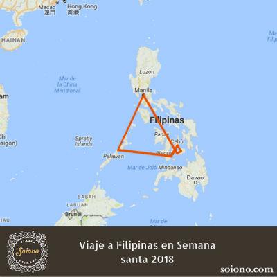 Viaje a Filipinas en Semana Santa 2019