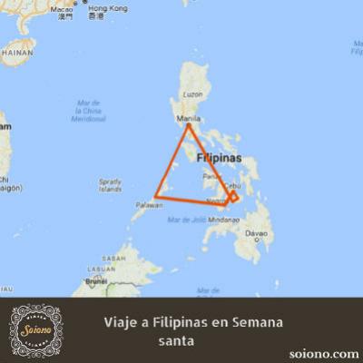 Viaje a Filipinas en Semana Santa 2020