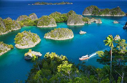 Lo mejor de Bali y el paraíso de Raja Ampat