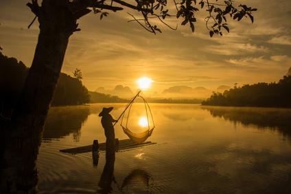 Viaje al norte de Tailandia y Laos en Verano 2019