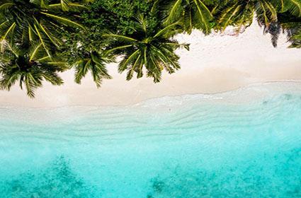 Maldivas en el hotel Meeru island resort 4*