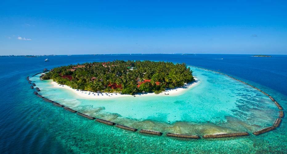 Maldivas en el hotel Kurumba 5*, en Pensión completa