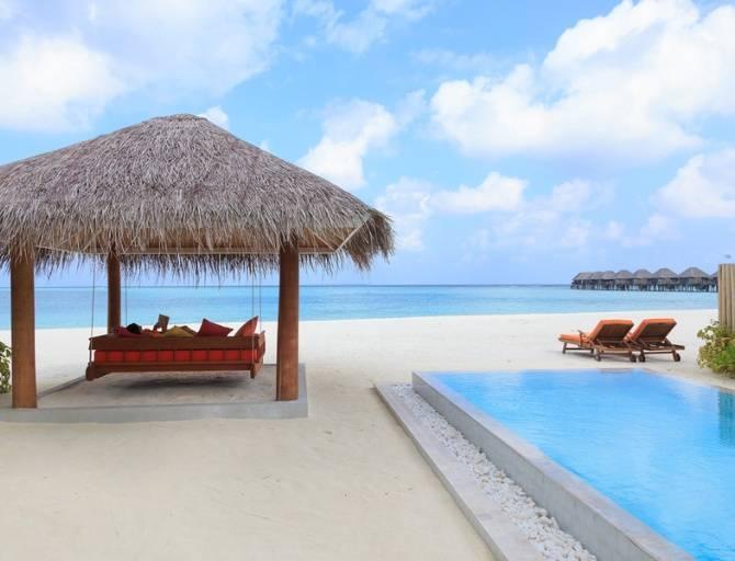 Maldivas en el Hotel Vilu Reef 5* Todo incluido