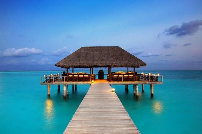 Maldivas en el hotel Velassaru 5* Lujo, en Pensión completa