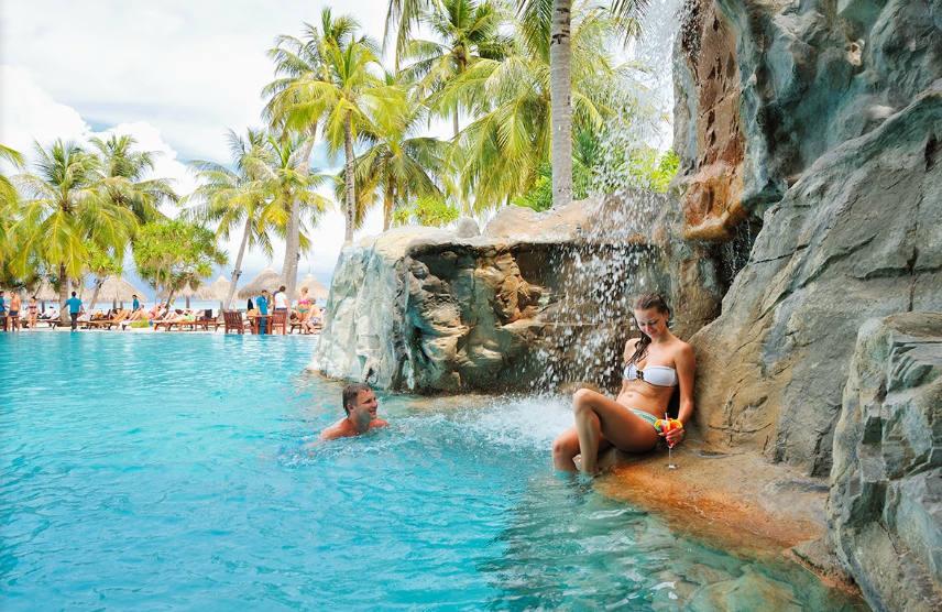 Maldivas en el hotel Sun Island Resort 4* Sup.