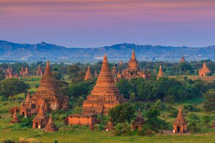 Viaje a Myanmar y Koh Samui en verano 2021