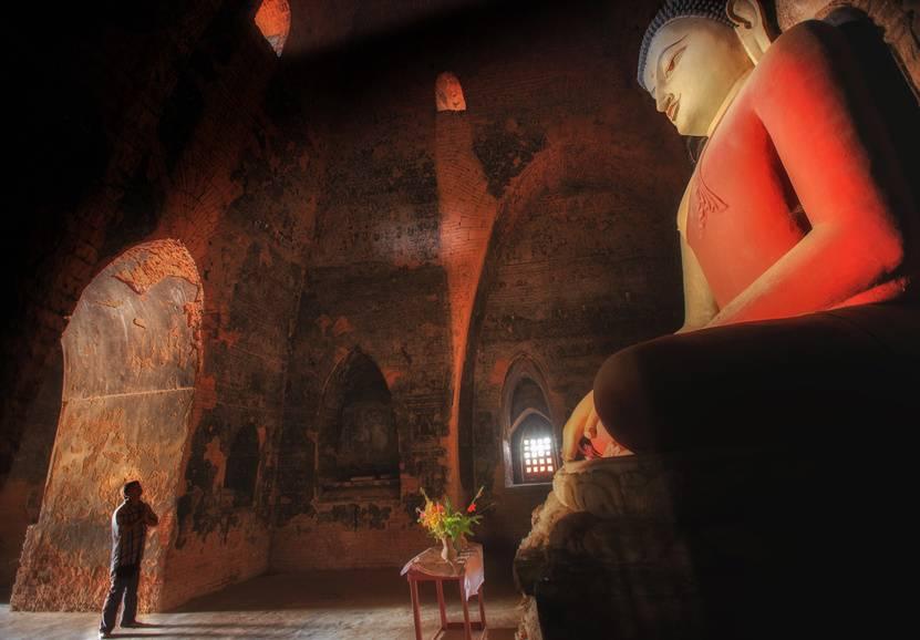 Etnias y Poblados de Myanmar