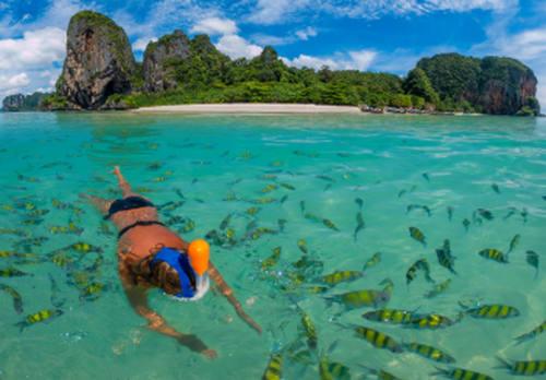 Extensión a las playas de la isla Koh Yao desde Myanmar