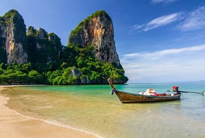 Extensión a las playas de Krabi esde Myanmar