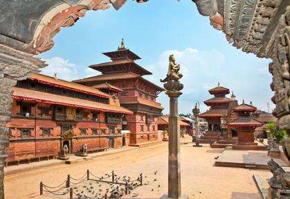 Viaje a Nepal: Kathmandu, Nagarkot y Pokhara