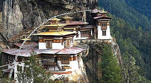 Memorias de Nepal y Bután