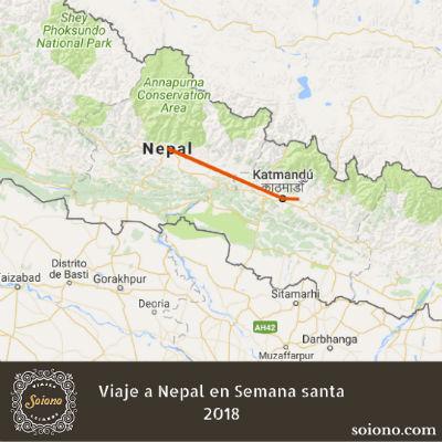 Viaje a Nepal en Semana Santa 2019