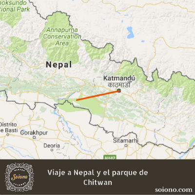 Viaje a Nepal y el parque de Chitwan