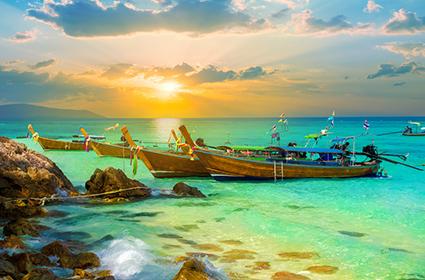 La esencia de Tailandia y las playas de Phuket