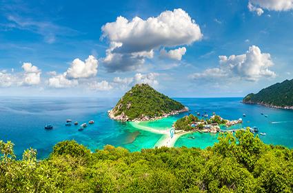 Extensión a las playas de Koh Tao