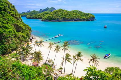 Tailandia al completo y Koh Samui