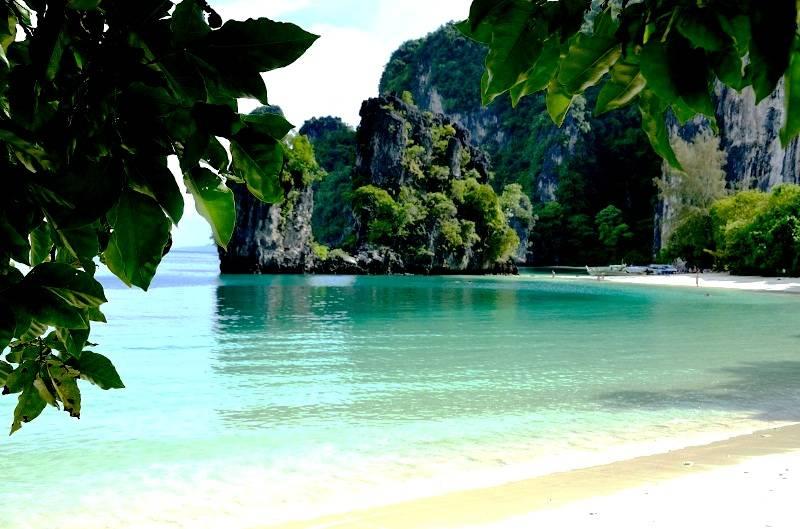 Extensión a las playas de Krabi