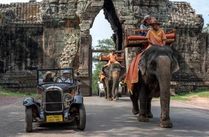 Tailandia, Angkor y Koh yao, en privado