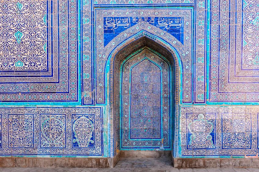 Uzbekistán al completo