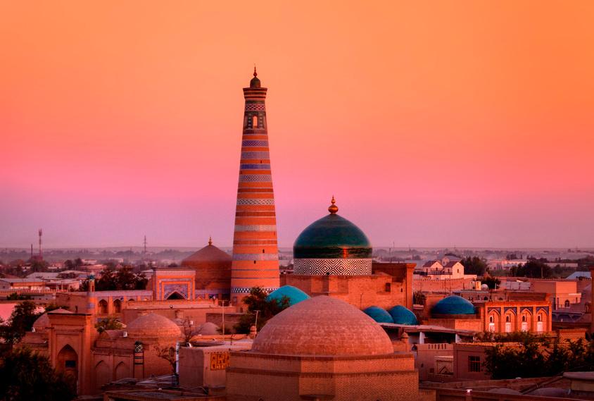 La esencia de Uzbekistán
