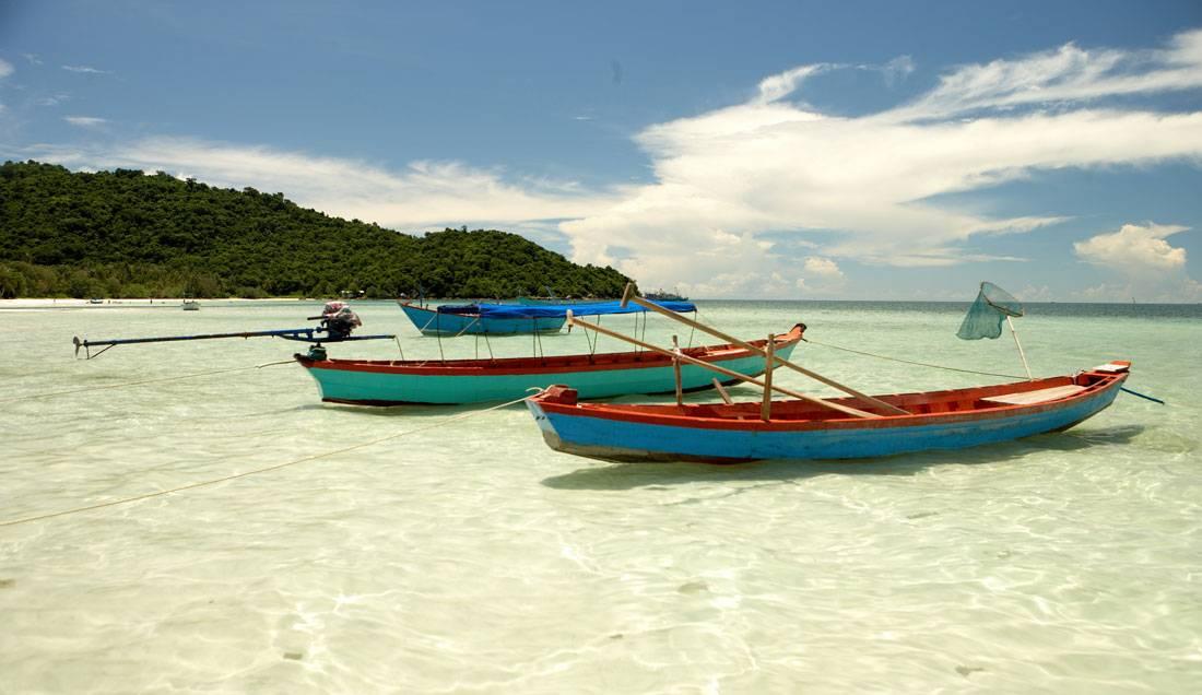 playa de la isla Phu quoc