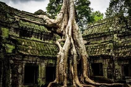 Los templos de Angkor