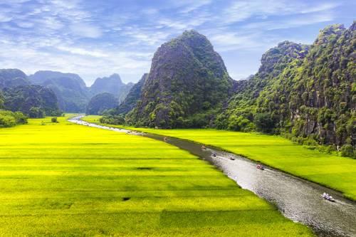 Viaje al norte de Vietnam