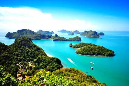 Extensión a las playas de Koh Samui desde Vietnam