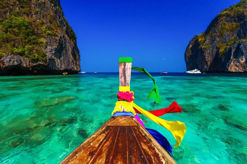 Extensión a las playas de Phi Phi desde Vietnam