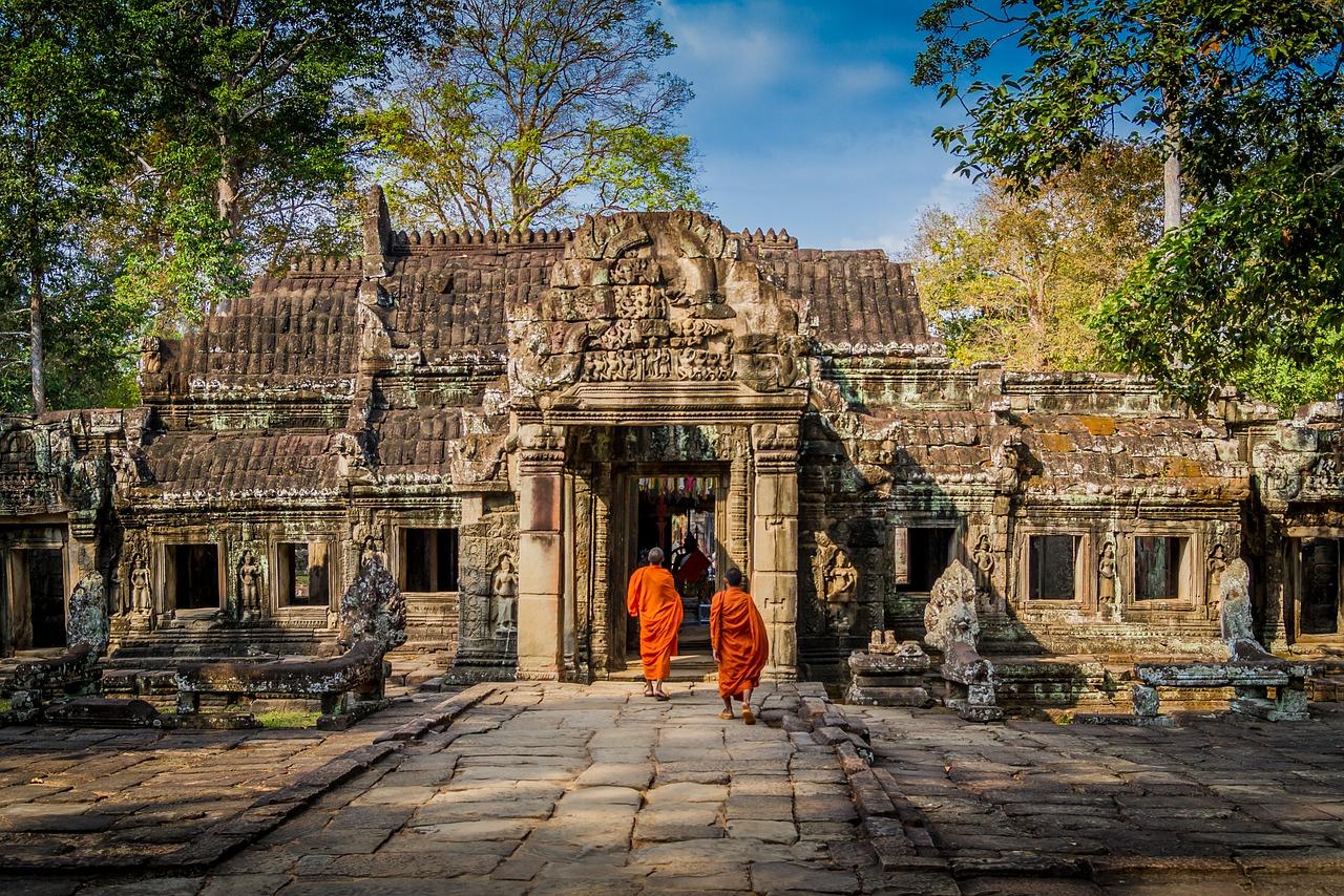 Extensión a los templos de Angkor desde Vietnam